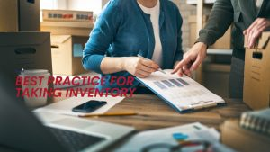 Best Practice for Taking Inventory