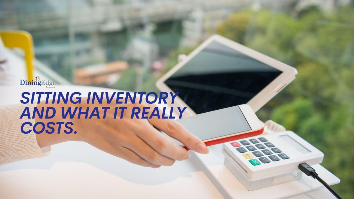 Sitting Inventory and What It Really Costs